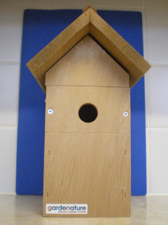 Bird Box 3 (Ready Made Kit From Garden Nature)