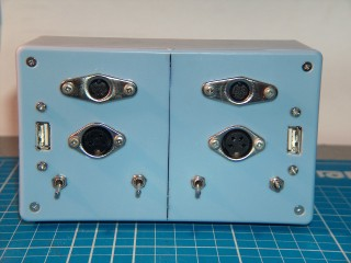 Main Control Box